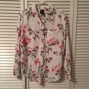 Woman's George blouse size Large (12-14)